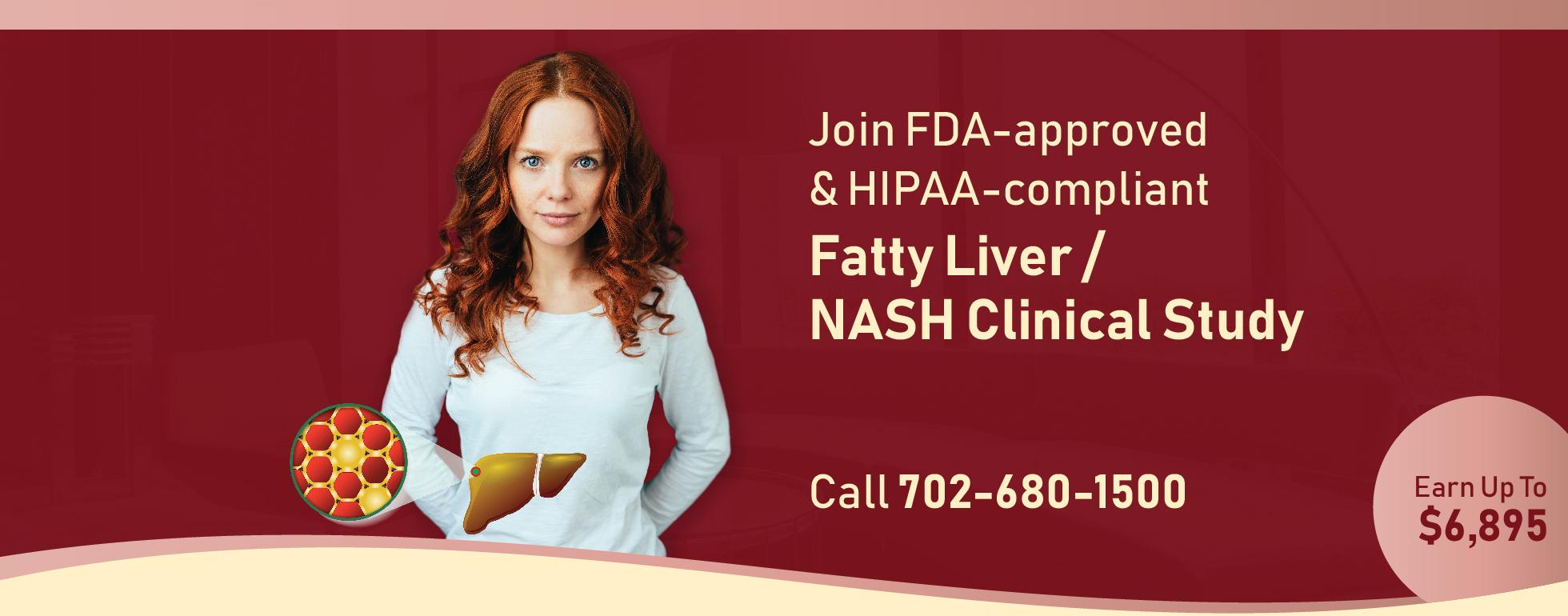 Fatty Liver/NASH Clinical Study
